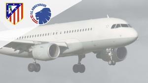 Fly til Madrid
